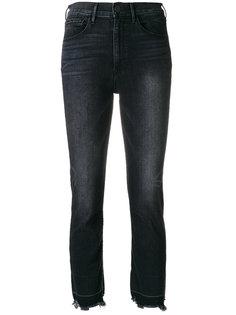 прямые укороченные джинсы  3X1