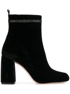 ботинки по щиколотку Red Valentino
