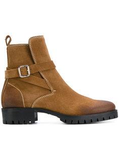 ботинки с поношенным эффектом Dsquared2