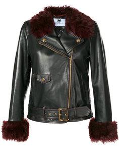 куртка на молнии  Blumarine