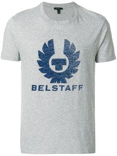 футболка с принтом логотипа Belstaff