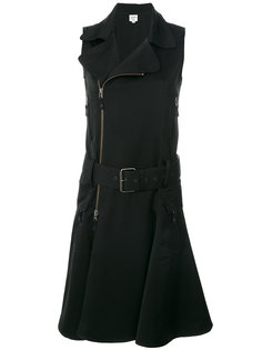 байкерское платье с пояслм Jean Paul Gaultier Vintage