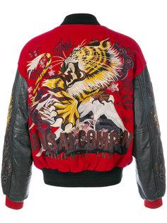 куртка бомбер с вышивкой Kansai Yamamoto Vintage