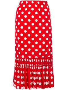 юбка в горох Comme Des Garçons Vintage