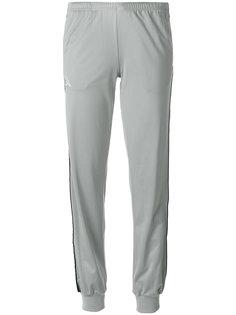спортивные брюки с полосками сбоку  Kappa