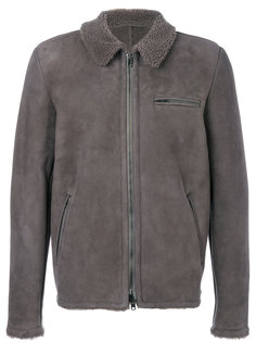 куртка на молнии с нагрудным карманом Salvatore Santoro