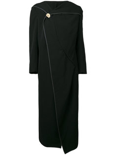 пальто с запахом Comme Des Garçons Vintage