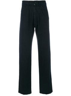 прямые брюки Yohji Yamamoto Vintage