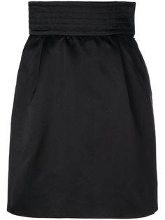 классическая юбка Yves Saint Laurent Vintage