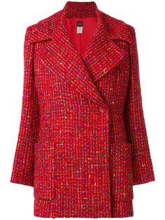 пальто с воротником Kenzo Vintage