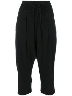укороченные брюки с завязками Lost & Found Rooms