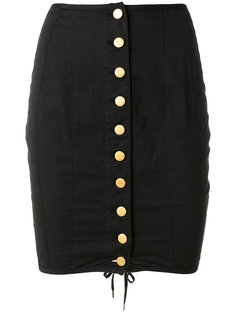 корсетная юбка мини Jean Paul Gaultier Vintage