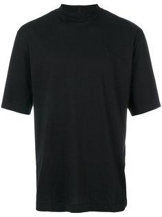 band collar T-shirt Études