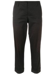 укороченные брюки Prada Vintage