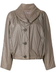 стеганая свободная куртка Issey Miyake Vintage