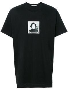 футболка с фото-принтом Givenchy
