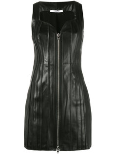 мини-платье без рукавов на молнии Givenchy