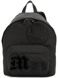 рюкзак с нашивками Givenchy