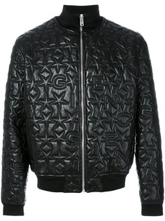 куртка с тиснением звезд Givenchy
