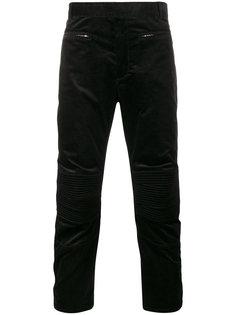 байкерские прямые брюки Haider Ackermann