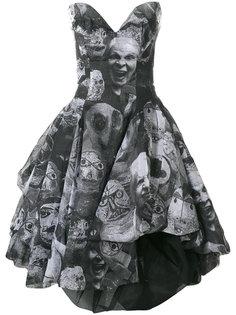 платье с принтом  Vivienne Westwood