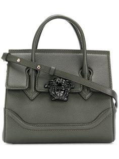маленькая сумка-тоут Empire Palazzo Versace