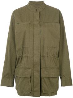 свободная куртка в стиле милитари T By Alexander Wang
