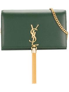 сумка Kate с кисточкой Saint Laurent