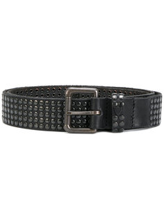 studded buckle belt Htc Hollywood Trading Company
