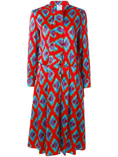 платье с цветочным принтом Ultràchic
