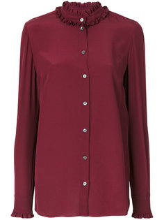блузка с отворотом  Dolce & Gabbana