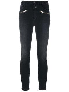 классические джинсы скинни Closed