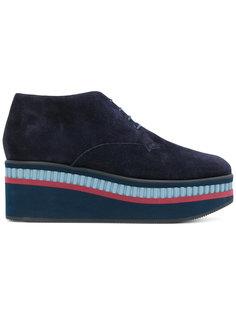 туфли со шнуровкой Limmy  Robert Clergerie