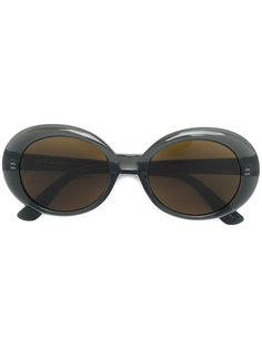 солнцезащитные очки в круглой оправе Saint Laurent Eyewear