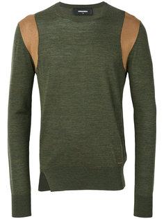 свитер с круглым вырезом Dsquared2