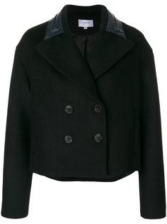 двубортная куртка Carven