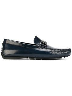 Medusa horsebit loafers Versace