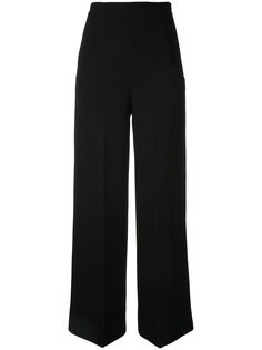 классические расклешенные брюки Roland Mouret