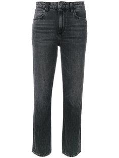 джинсы прямого кроя Alexander Wang