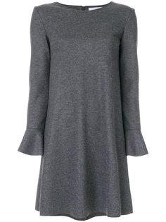 расклешенное платье Harris Wharf London