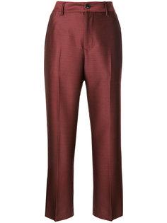 укороченные классические брюки Closed