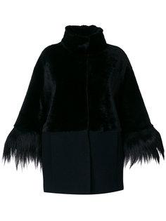 пальто с высокой горловиной Drome
