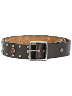 embellished buckle belt Htc Hollywood Trading Company