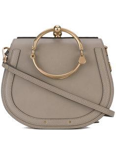 маленькая сумка на плечо Nile с браслетом Chloé