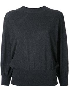 свитер с рукавами-колокол Enföld