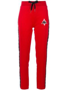 спортивные брюки Kappa Marcelo Burlon County Of Milan