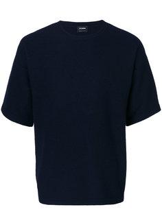 трикотажная футболка Jil Sander