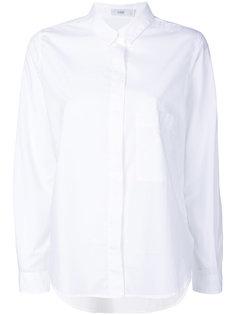классическая приталенная рубашка  Closed