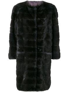 свободное пальто  Liska