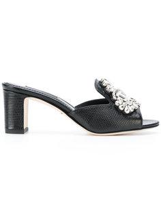 декорированные босоножки Bianca Dolce & Gabbana